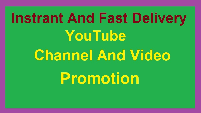 Real Audience Promotion and Social Media marketing