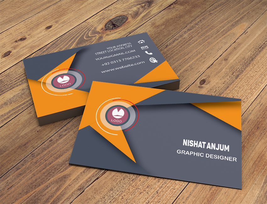 i will do amazing bussiness card