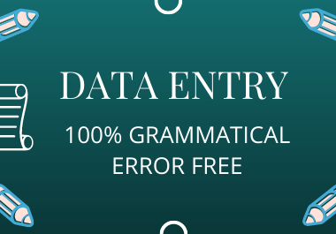 data entry in one day from pdf to ms word