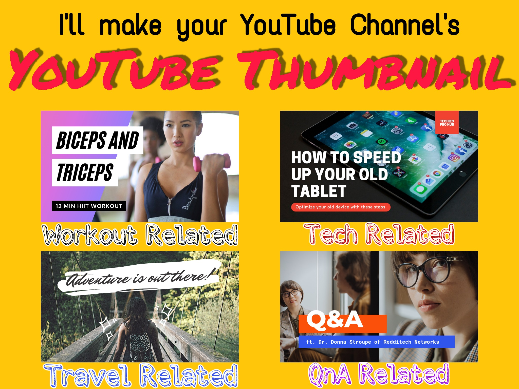 Your YouTube Thumbnail is here.