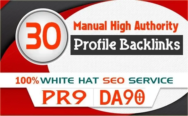 Complete SEO Pack with Manual Link Buildings: Get 30 High PR/DA backlinks with reports