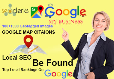 I will create google maps citations for gmb ranking and local SEO