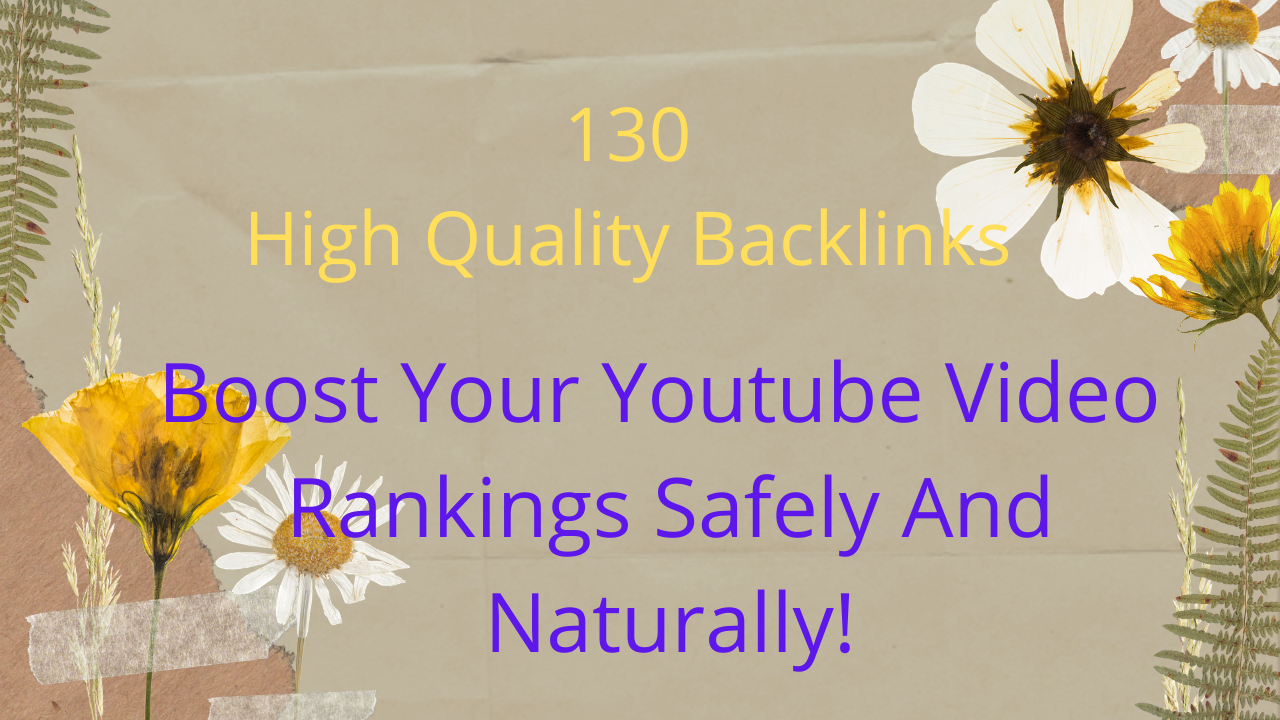 I will embed your youtube video into 130 high authority web 2 properties