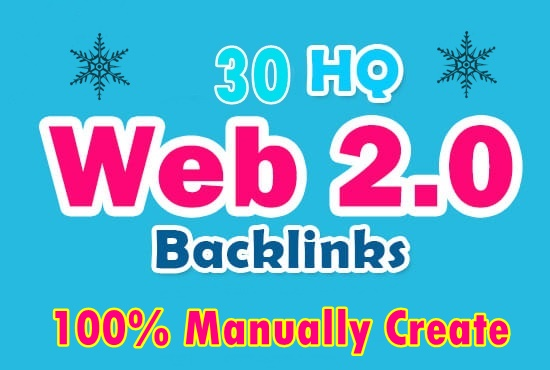 Complete SEO Pack Get 30 Web2.0 Blogs with reports,  Check for extras for complete seo