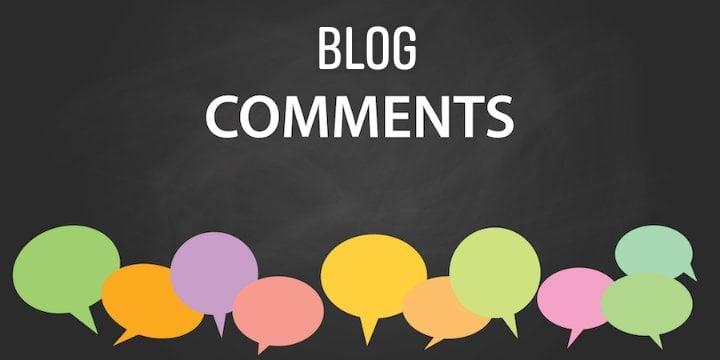 I Will Provide High DA PA 100 Do Follow Manual Blog Comments