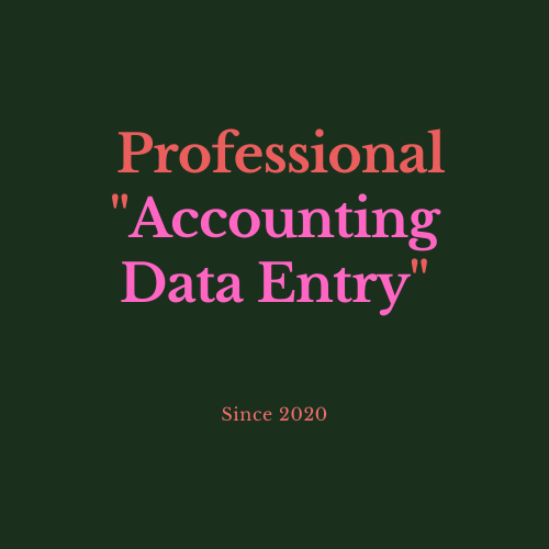 I will do Professional Data Entry