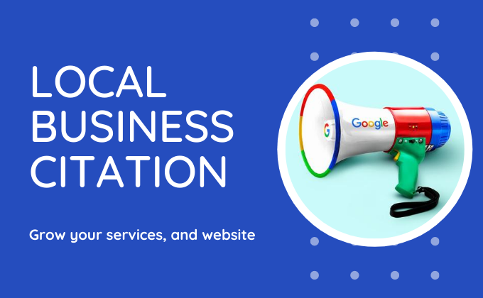 I will list your services to Top Local Citation or Local Directories