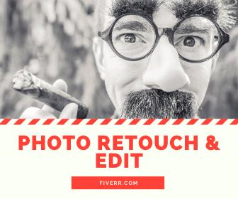 I will do professional photo retouching & editing