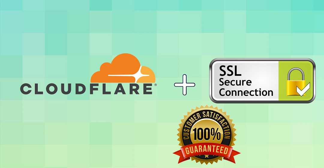 I will do Setup cloudflare CDN,SSL & fix any error fast