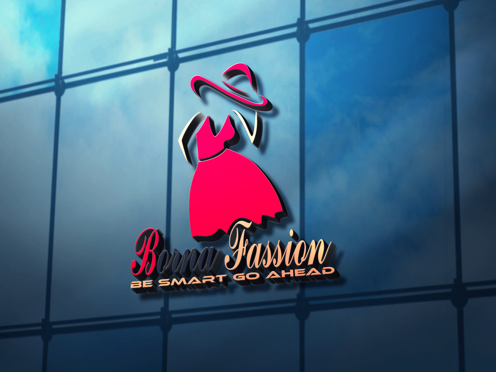 I will do modern and Fashion logo Design