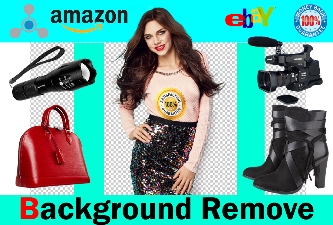 I will Do 50 perfect Background Remove and Removal