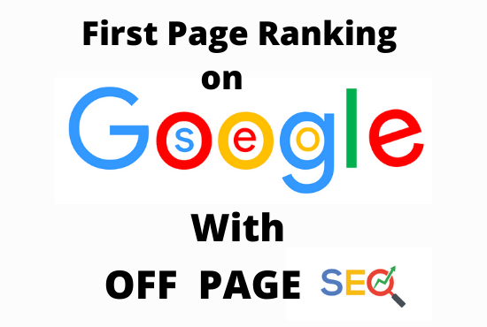 Guaranteed Google 1st Page Ranking SEO Service Manual High Quality Backlinks