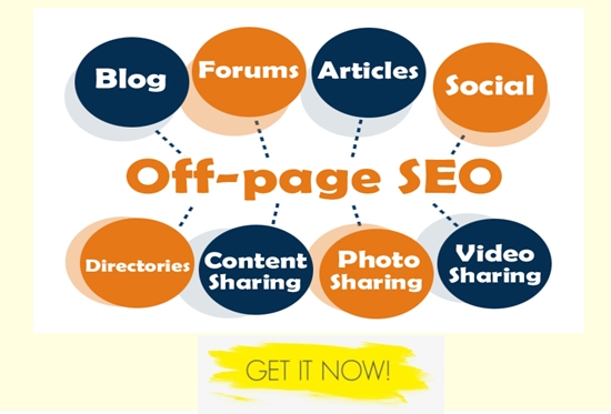 Google 1st page ranking guarantee with white hat manual Off Page Optimization For Any Site