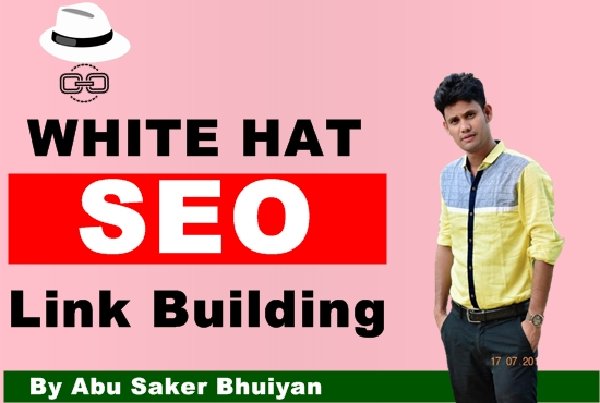 I will provide google 1st page ranking with white hat seo