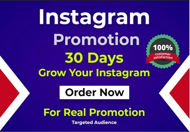 I will professionally 30 days manage your instagram
