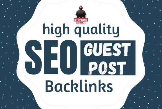 provide high quality guest post on high DA 40+ authority site.