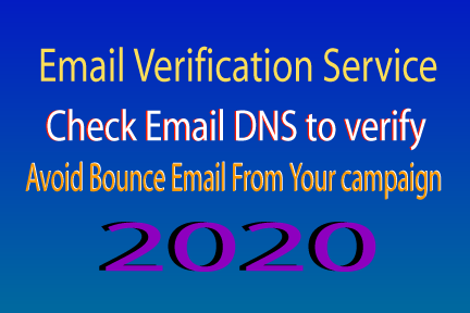 Get Valid 50,000 Your Email Database in cheap rate at 2020 within 72 hour