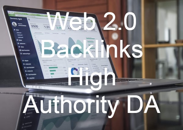 I will Make 20 High Authority Do-follow Web 2.0 Backlinks with Conyent