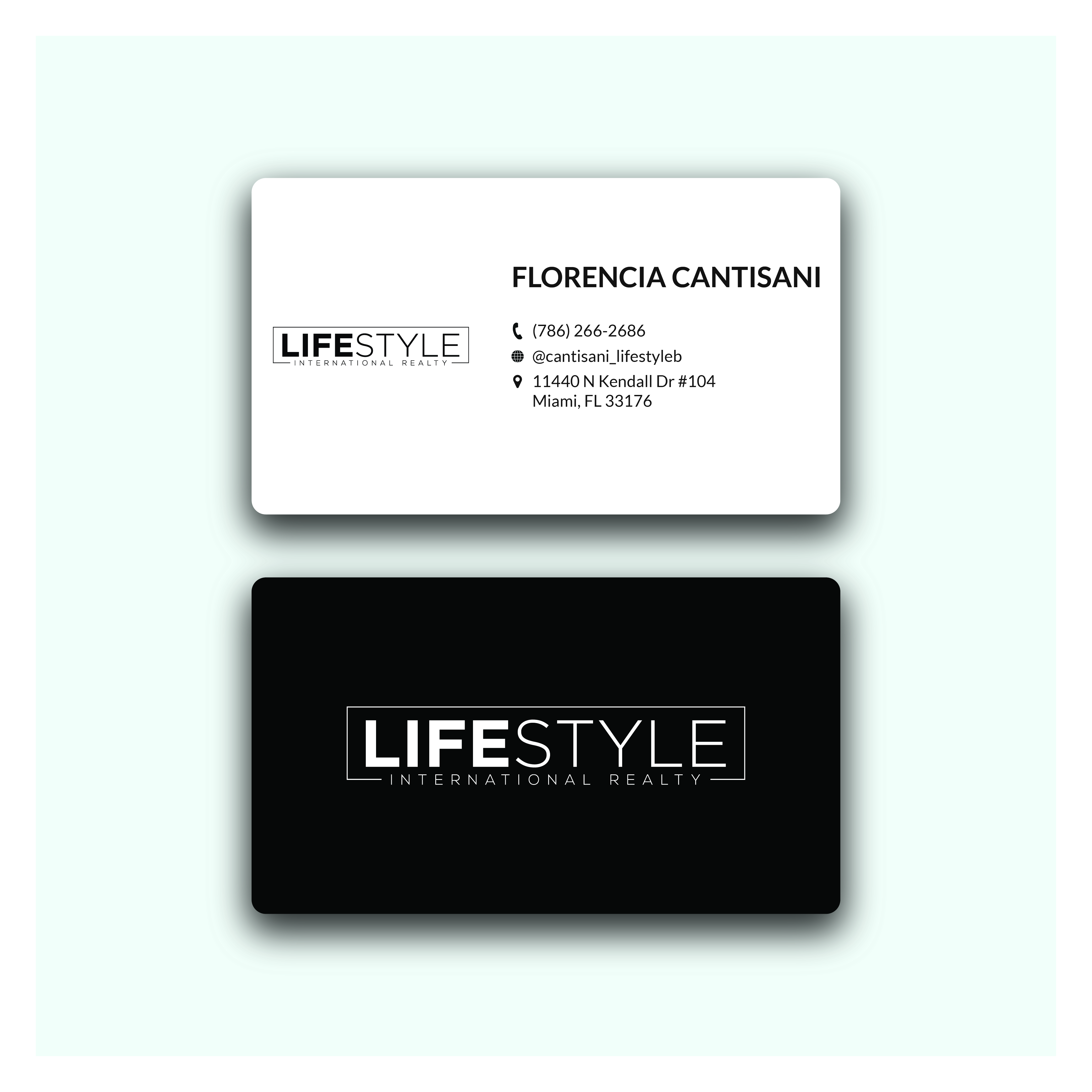 I will provide any type of business card services.