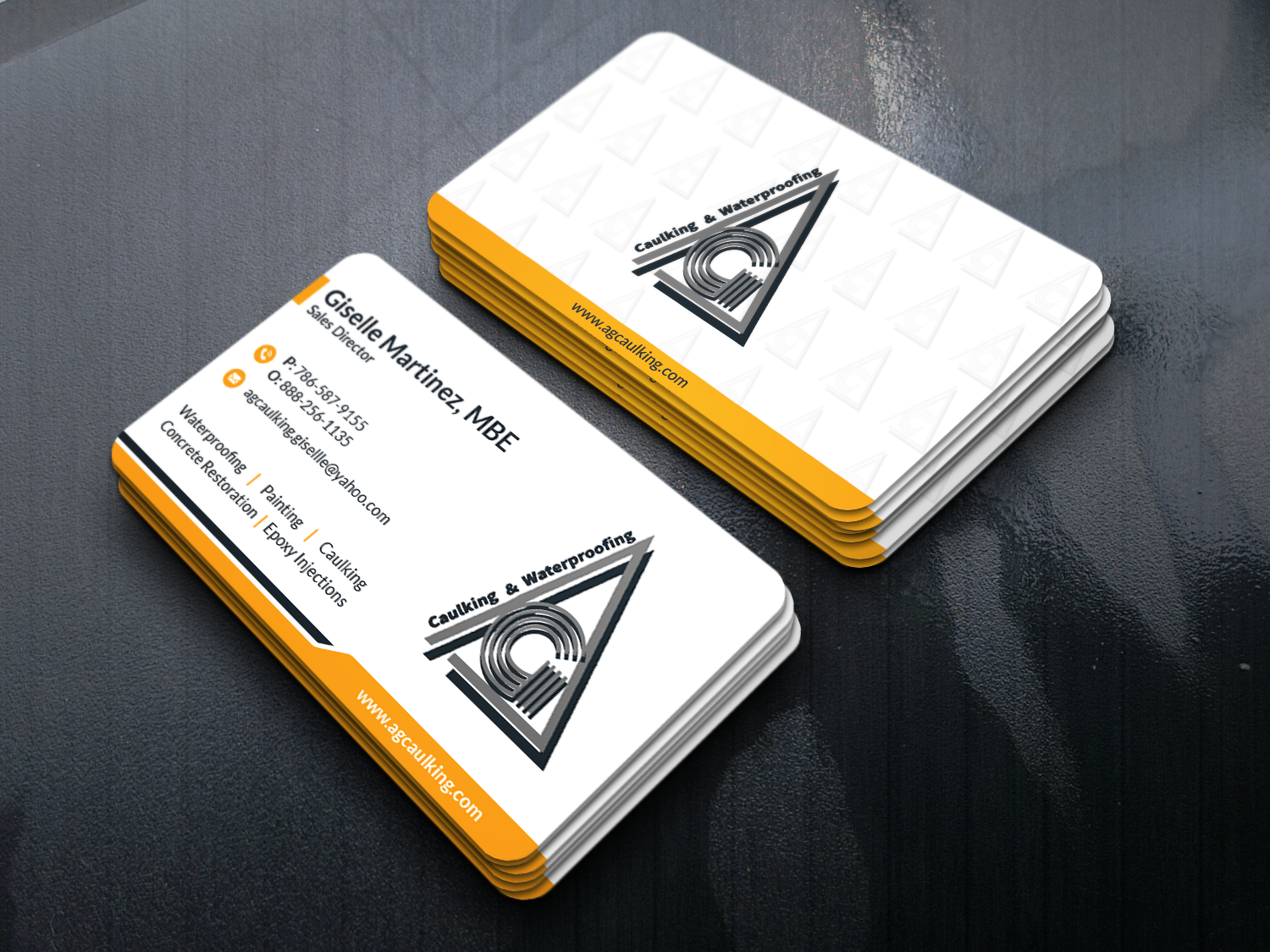 I will design professional BUSINESS-CARD in 2 hours