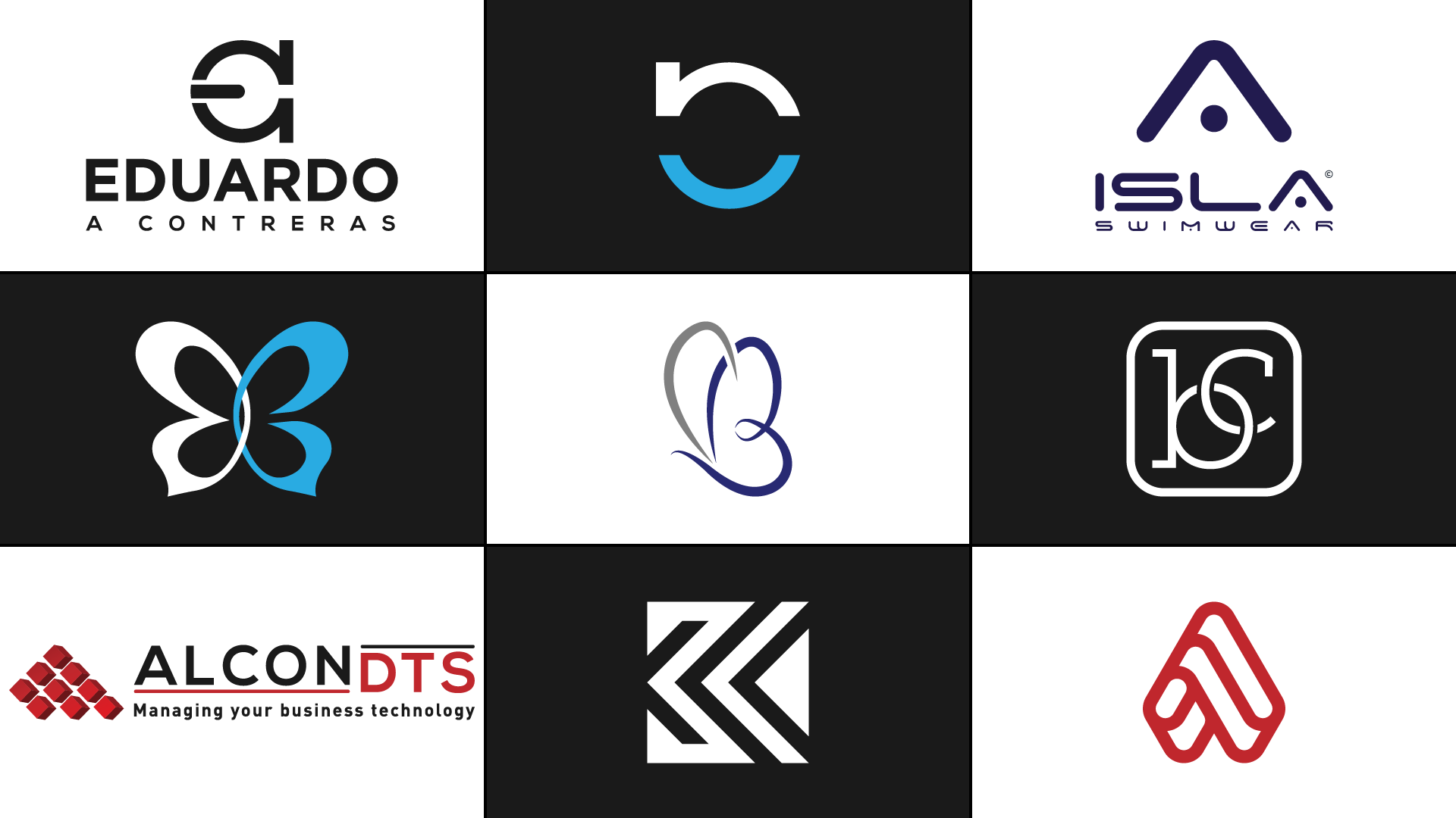 Unique and Creative LOGO Design for your Brand/Business