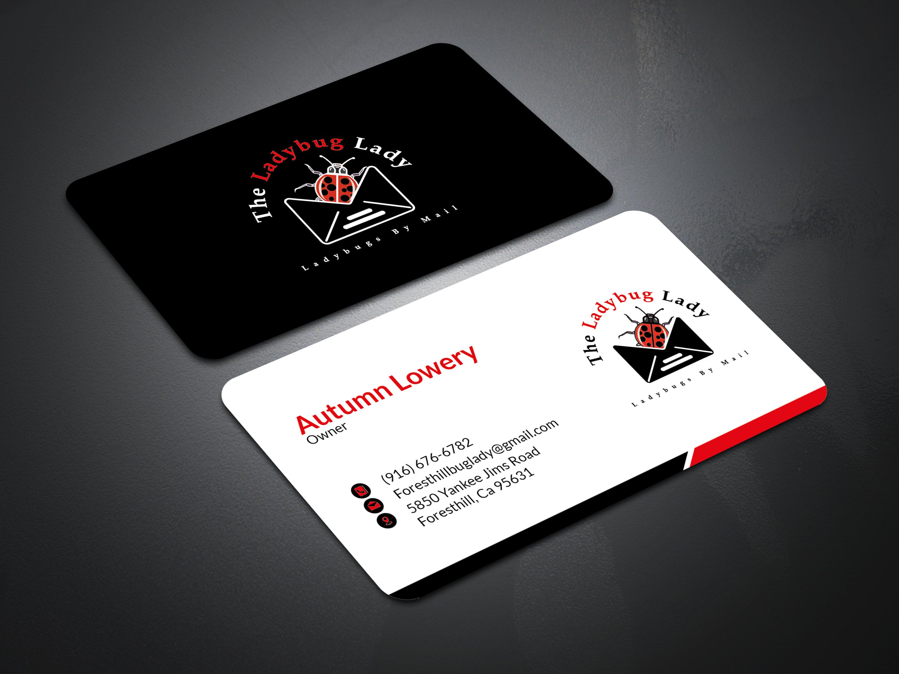 I will do professional businesscard design
