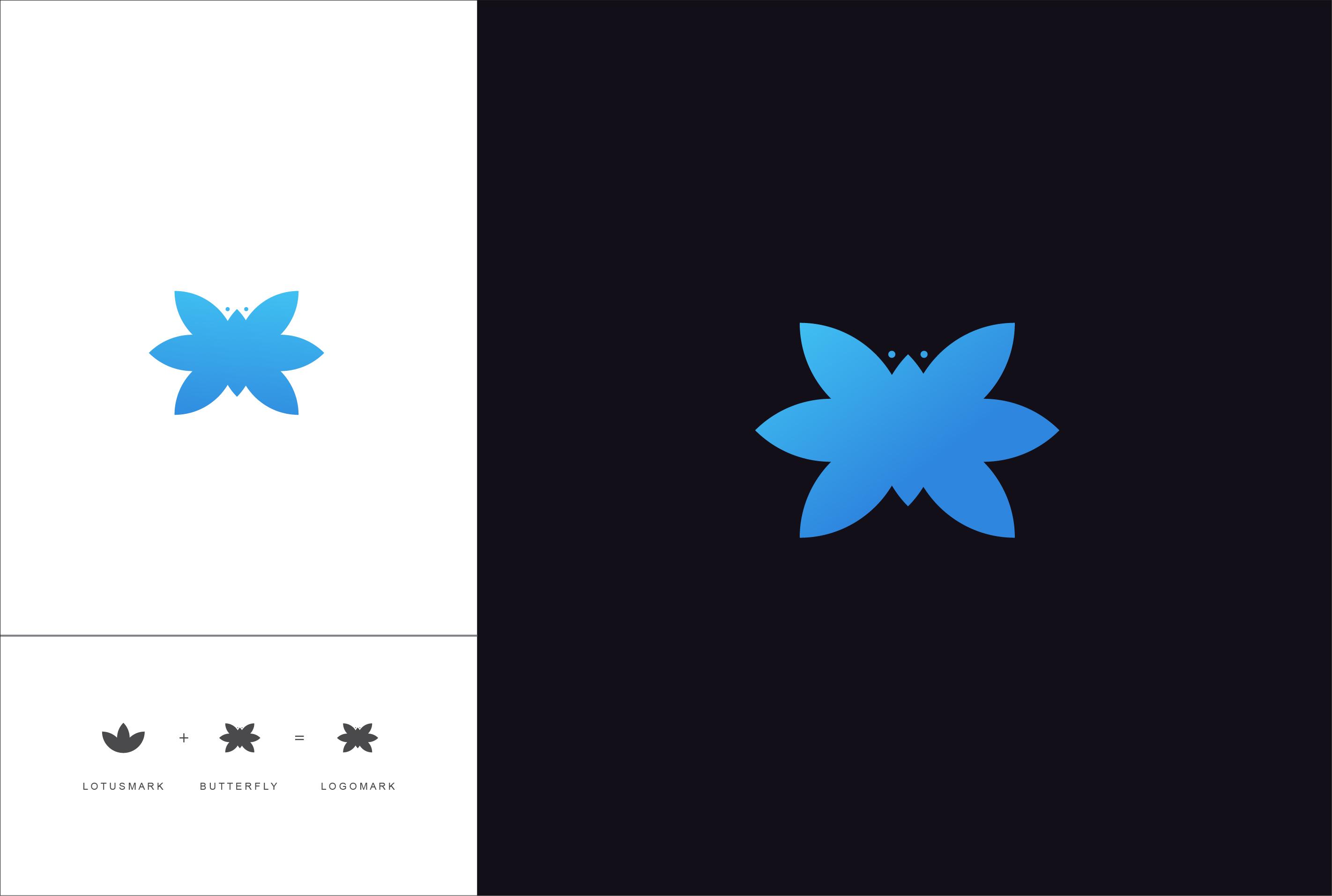 Create a unique minimal logo design for you.