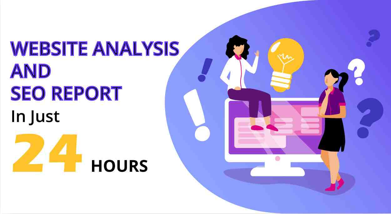 Website Analysis And SEO Report