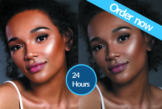 I will do Photo editing, retouching and colour correction professionally