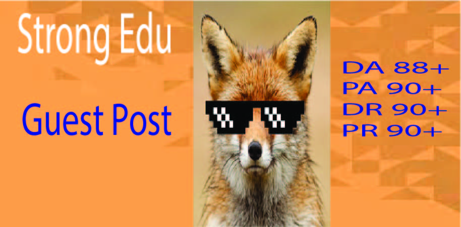 I will Publish 6 EDU Guest Posts on Top Level website