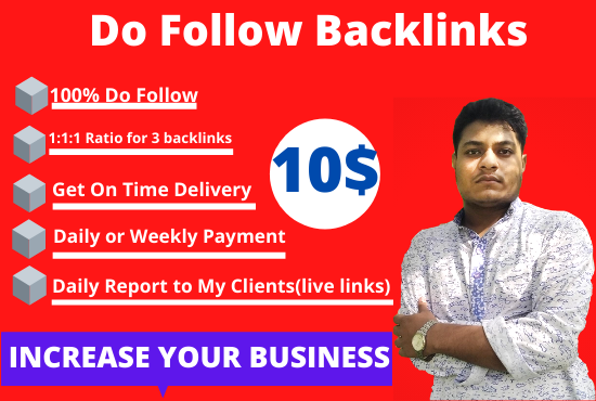 I will Build 120 web 2 profile backlinks and local listing in one order