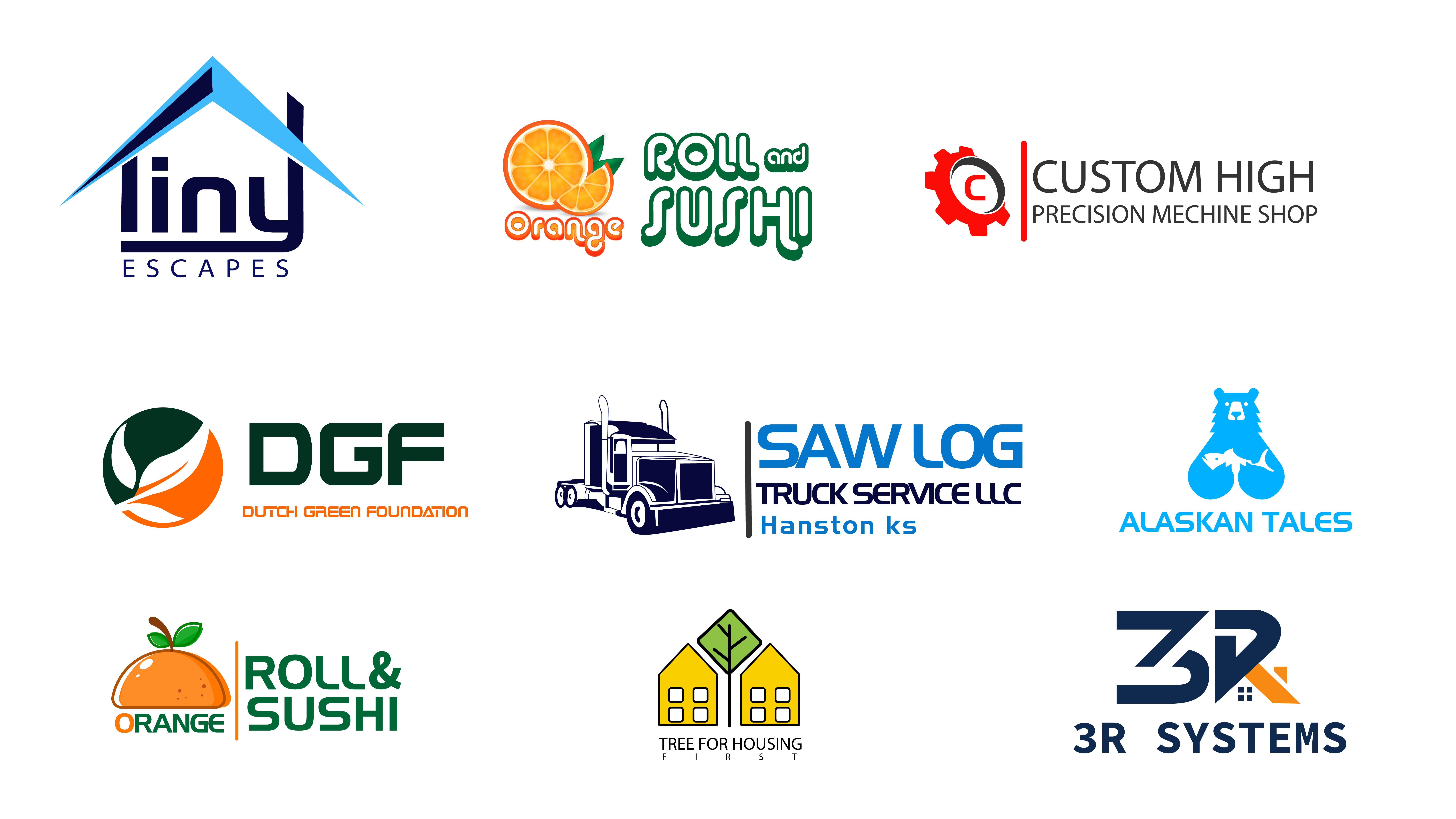 I will create an unique logo for your company