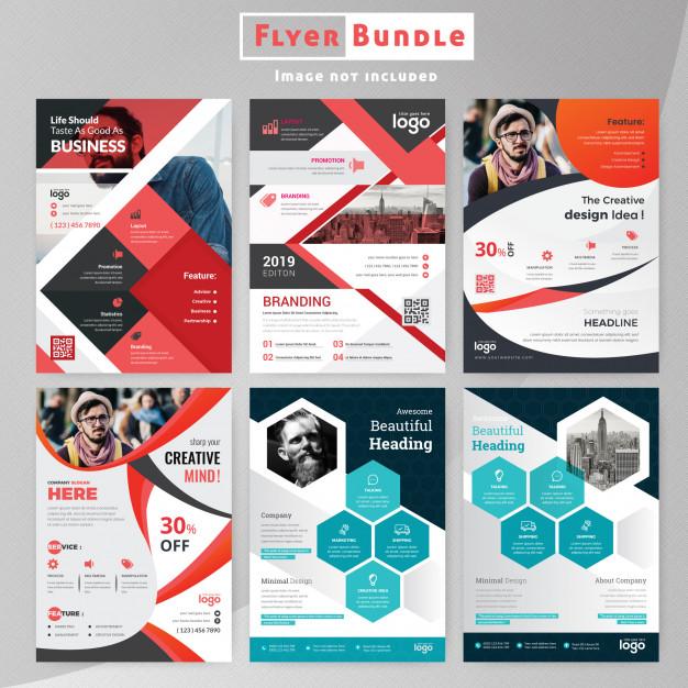 i will do poster,flyer,leaflet,banner or any graphic design