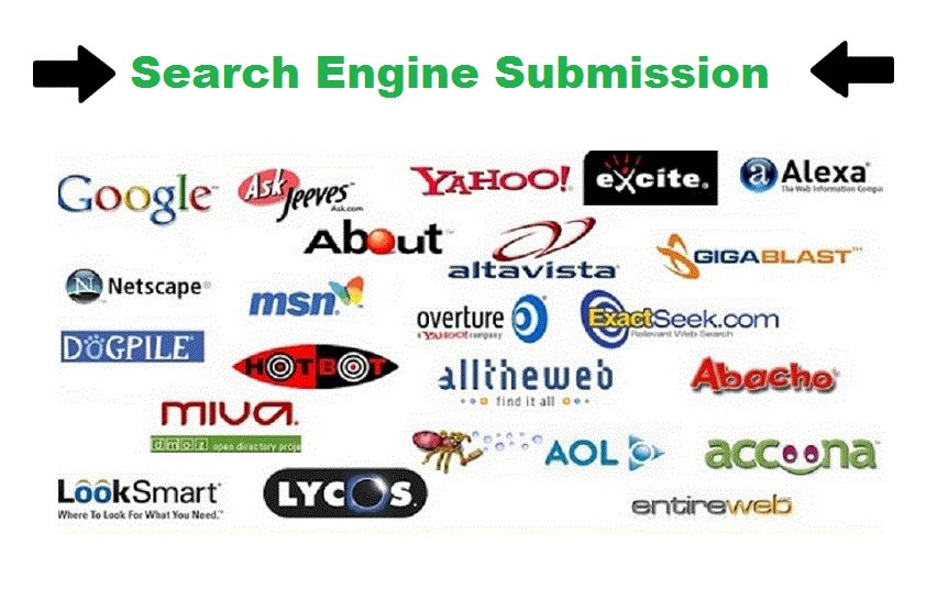 Submit 150 popular search engine submission