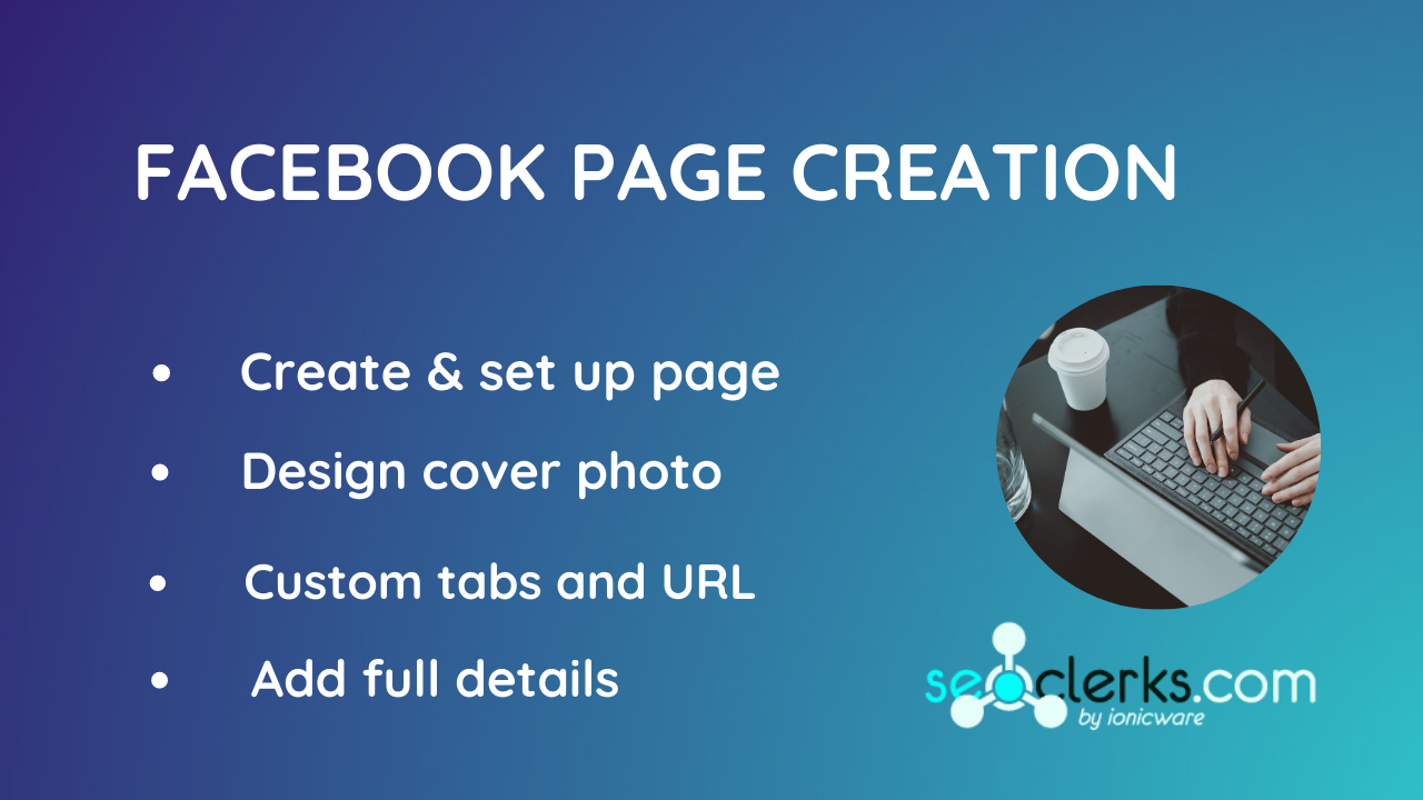 I will create setup and optimize Facebook business page