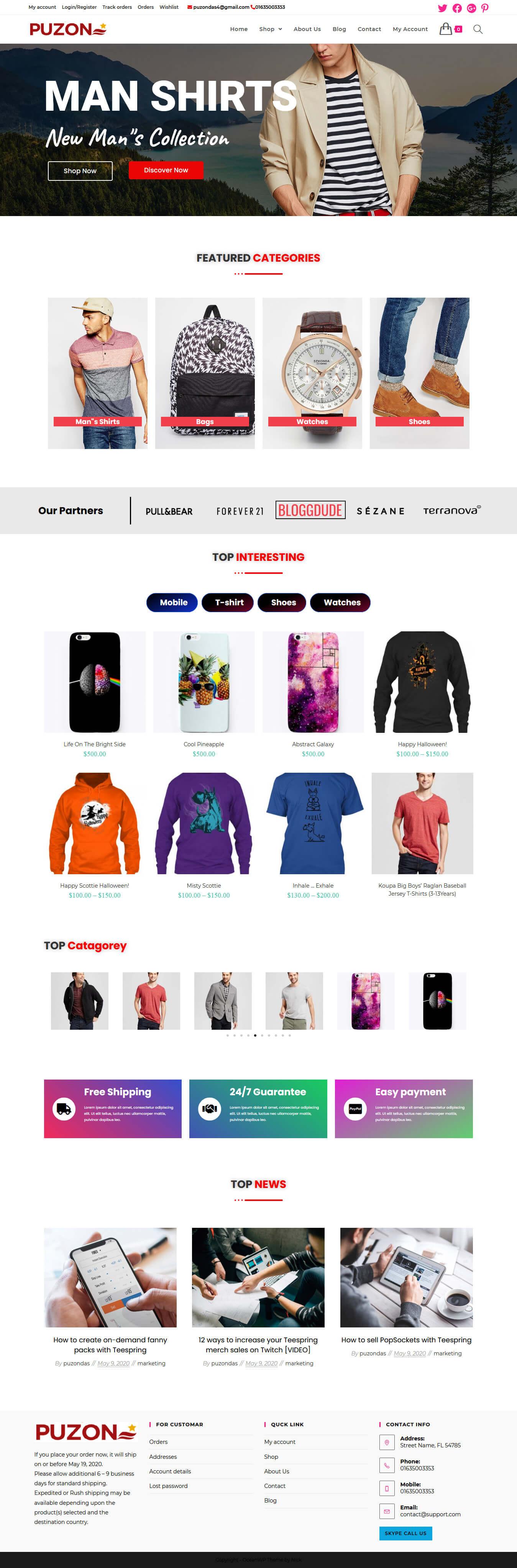 I will clone, copy, design WordPress website using elementor pro