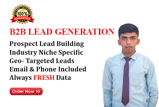business lead generation and targeted b2b lead generation
