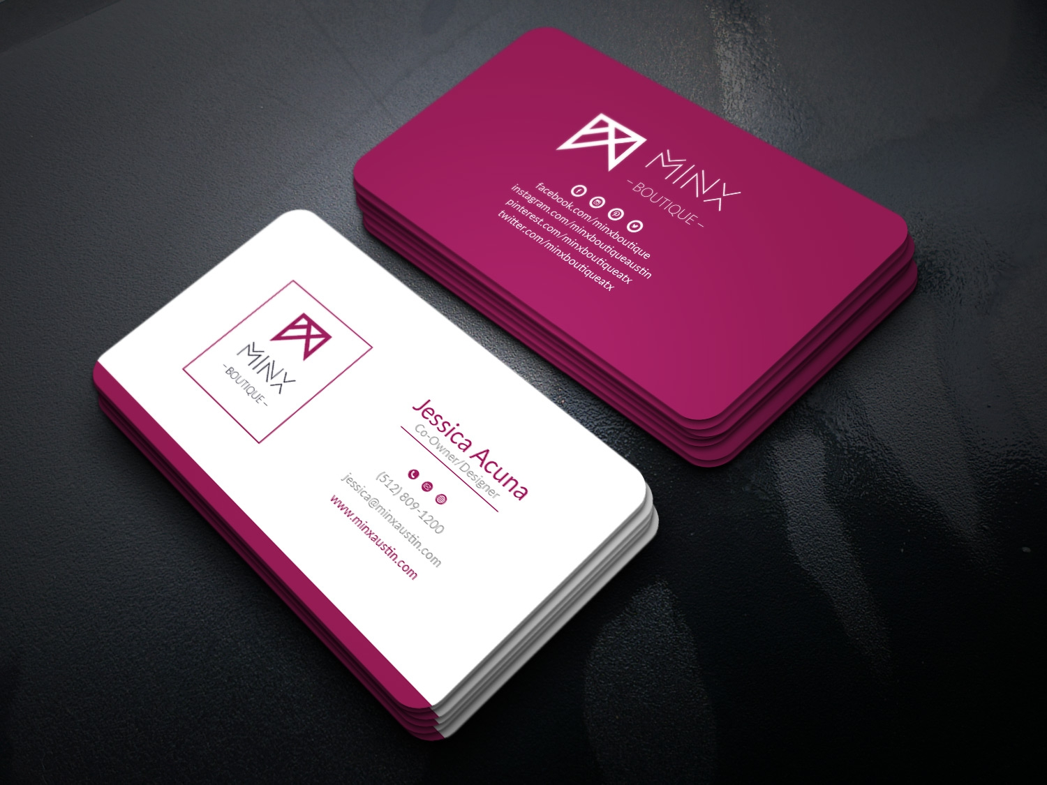 I will provide professional Business card design