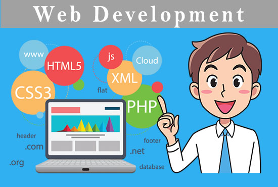 I will write HTML,  JavaScript,  PHP script for your website and fix issues