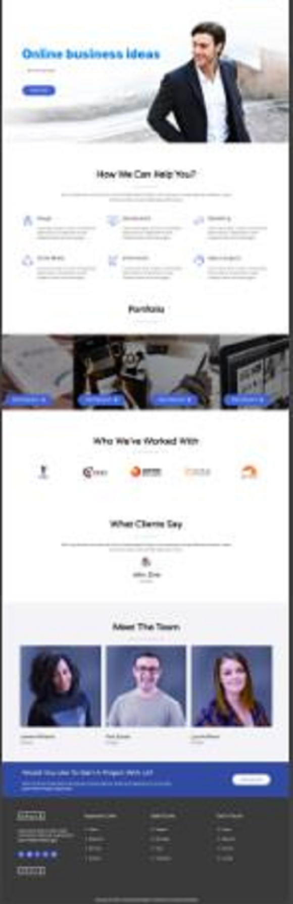 Responsive websites developer   WordPress   HTML   CSS   Bootstrap