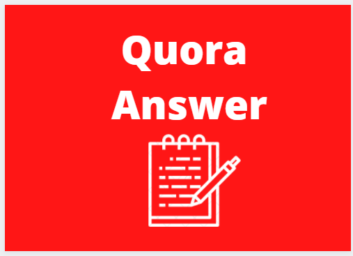 I will provide 8 high quality Quora Answer for your business