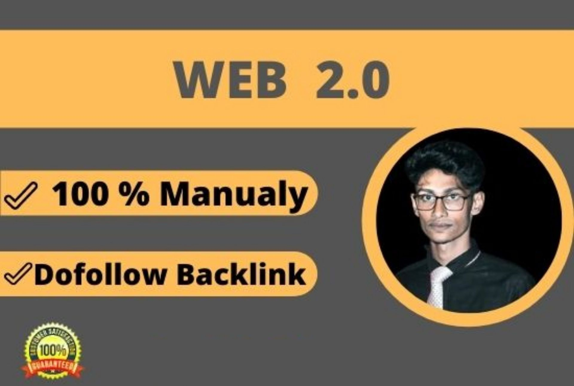 I will build 5 web 2.0 backlinks