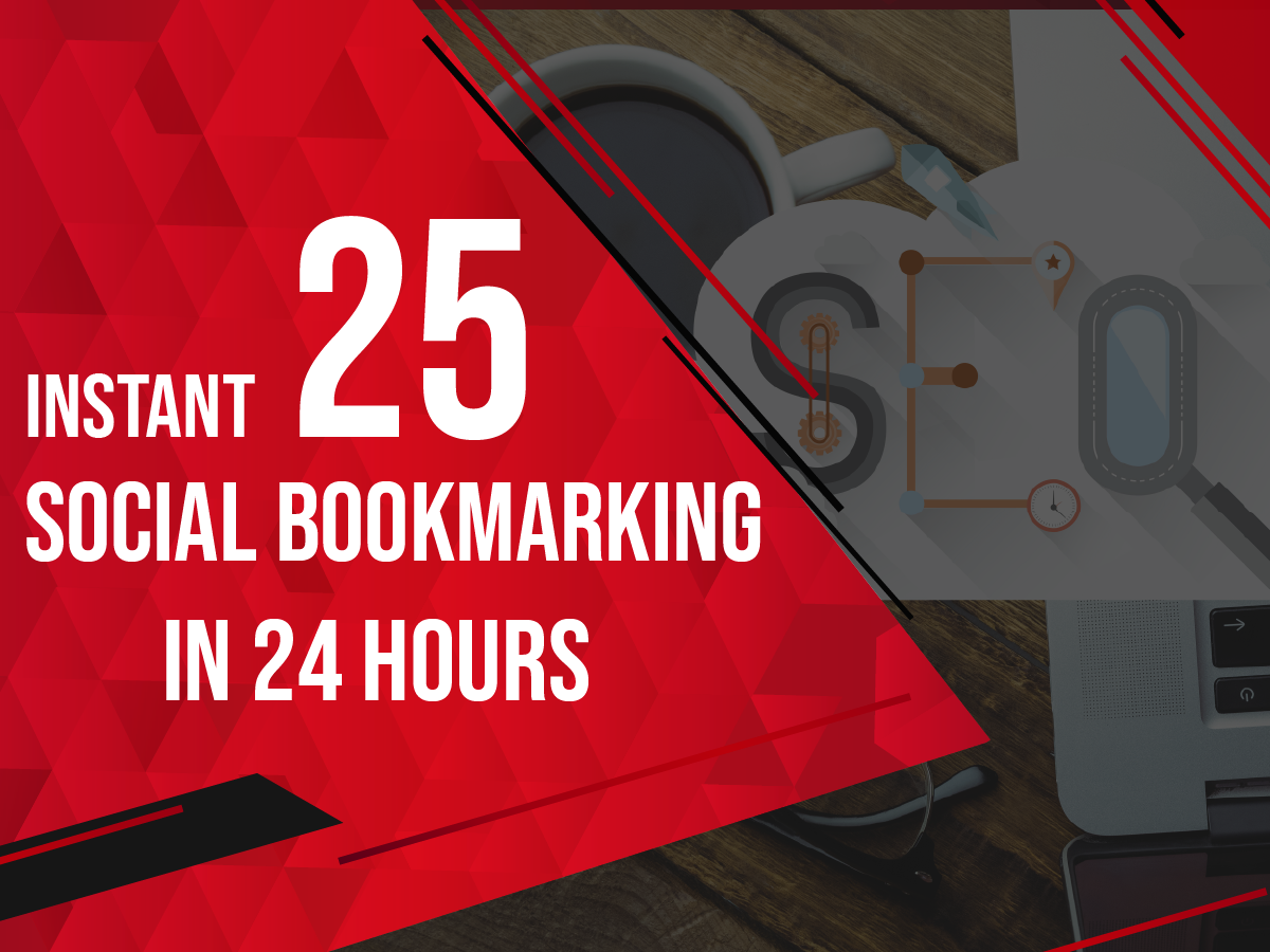 i will provide 25 high quality social bookmarking