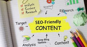 I will do write seo friendly content for you