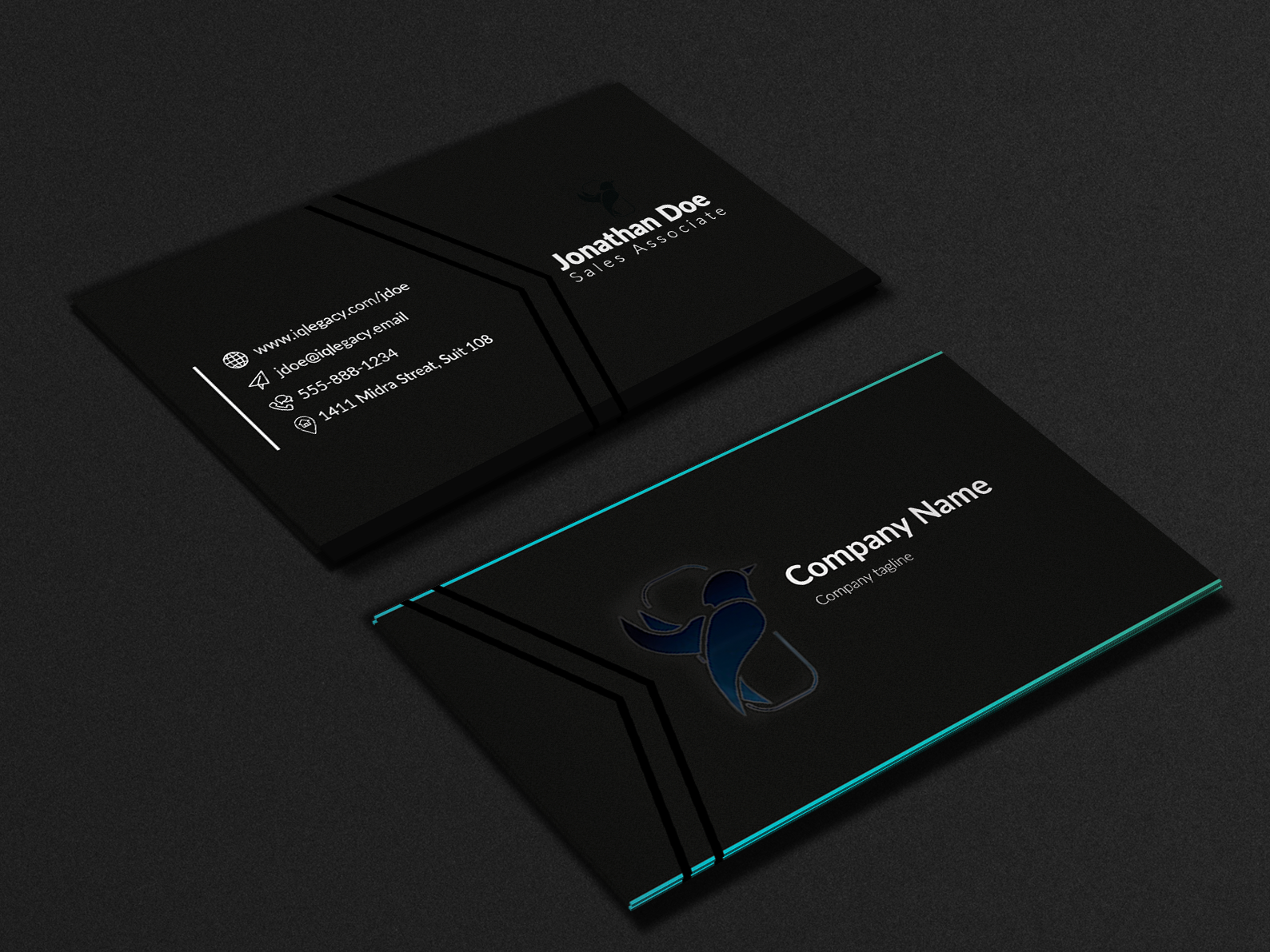 I will do Unique Business Card