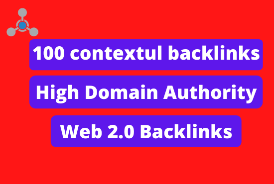 100 High Authority Backlinks Ever Contextual- Google Ranking Top