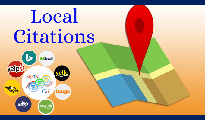 I will do manually 50 high authority local citations SEO or business listing