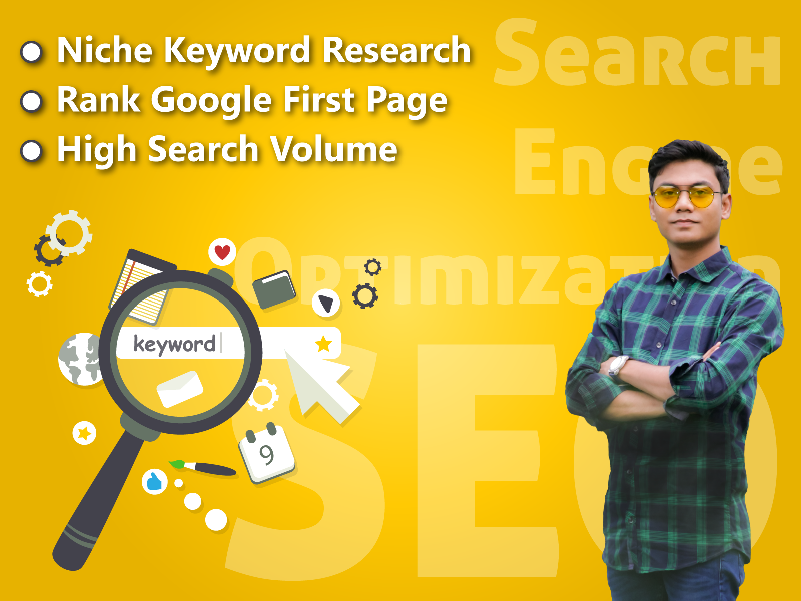 SEO Keyword Research KGR and Google Ranking Strategy