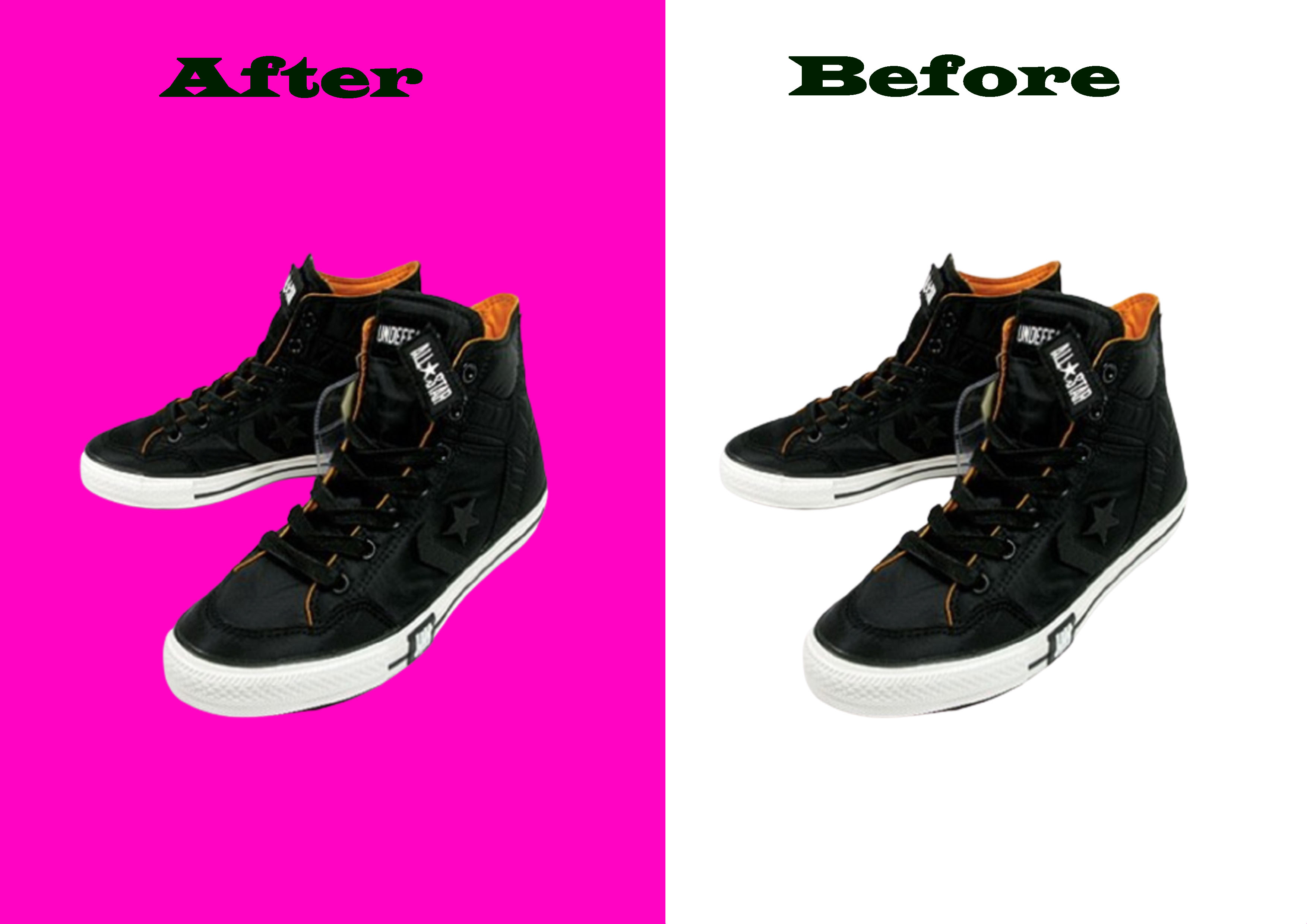 I will do remove background or cutout 120 images superfast PNG, JPG