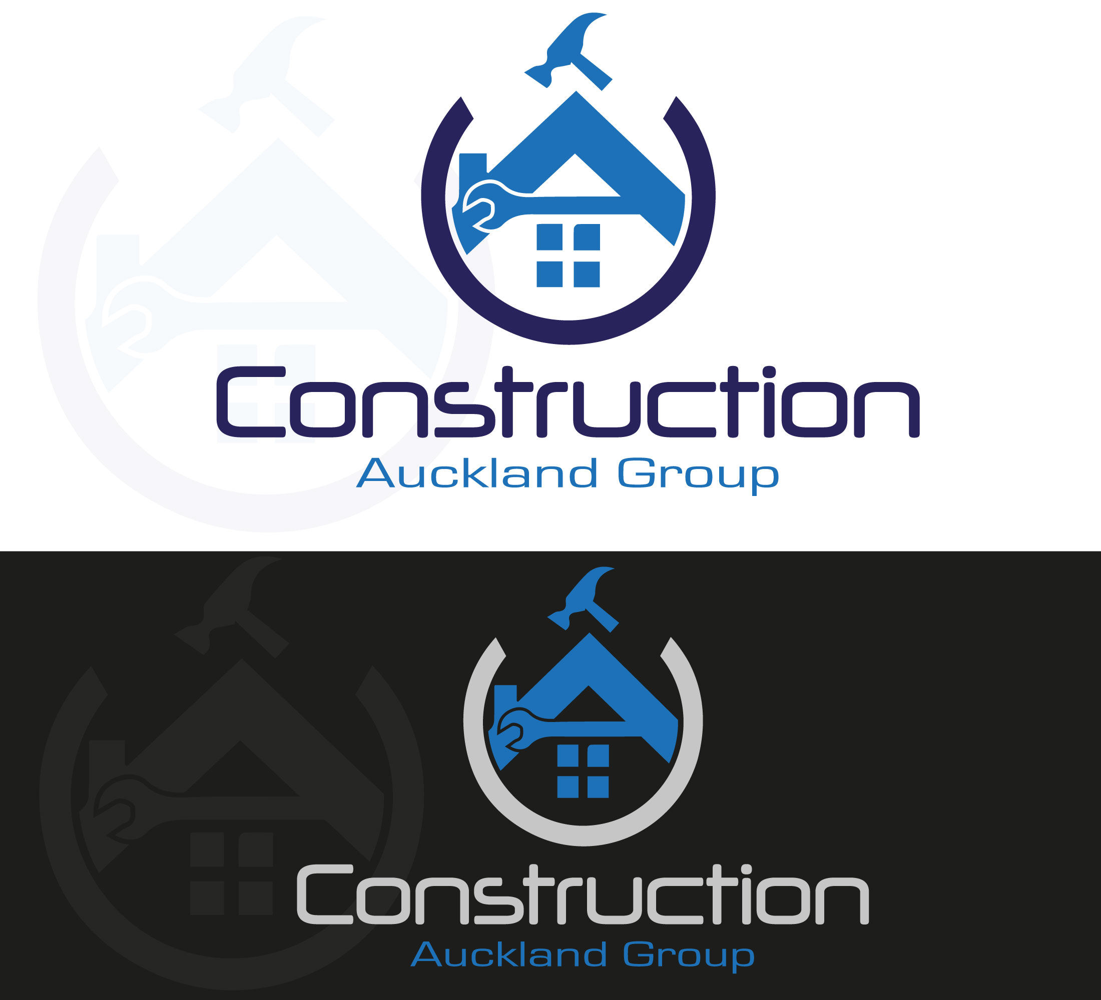 I will create your modern amazing creative professional minimalist logo design